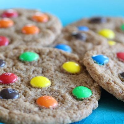 Gluten Free Cookie Recipe (Vegan)