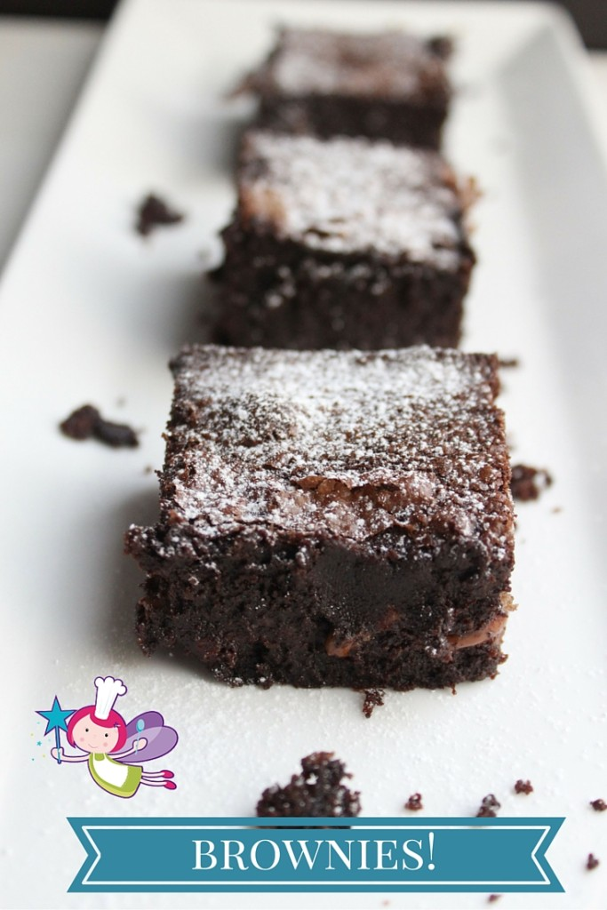 The only freefrom brownie recipe you need!