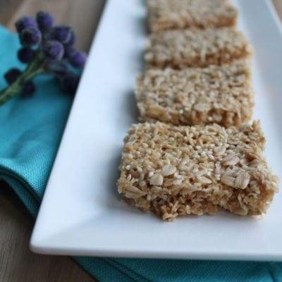 Gluten Free Flapjacks; A Quick Flapjack Recipe
