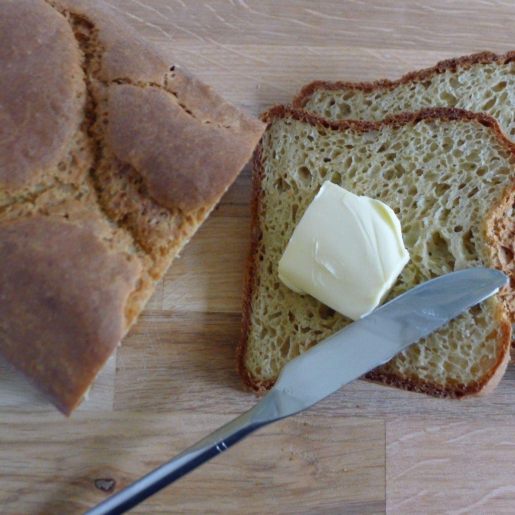 flax loaf