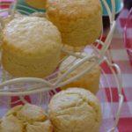 gluten free dairy free scones