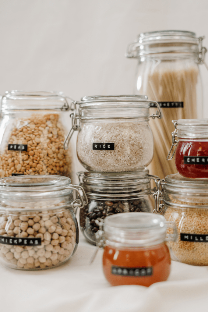 Beans and pulses are a source of calcium without dairy