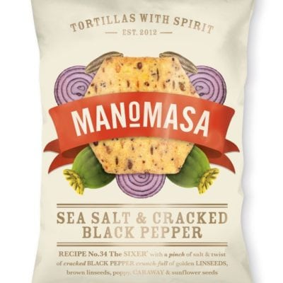 Manomasa tortilla's: A video review