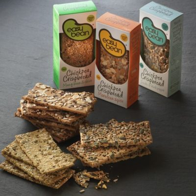 Tideford Organics and Easy Bean…tasty meal solutions.