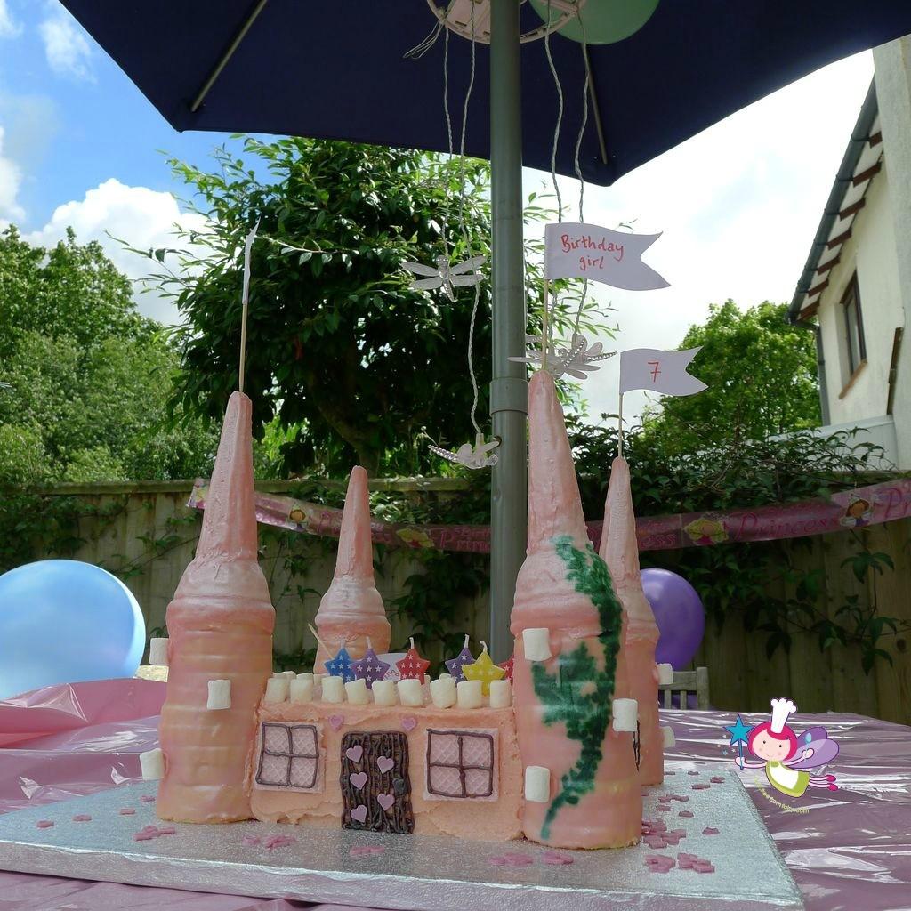 Fairy castle 1