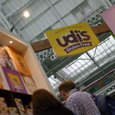 The Allergy & Freefrom Show 2014…oats, crackers & baking mixes!