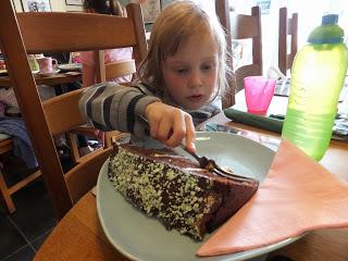 big cake and amelia