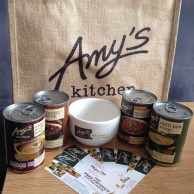 Amy's Kitchen Competition!