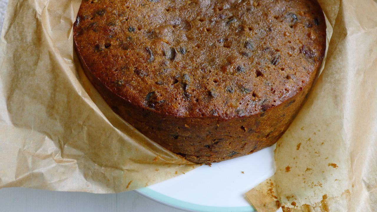 Gluten Free Christmas Cake Dairy Free The Free From Fairy
