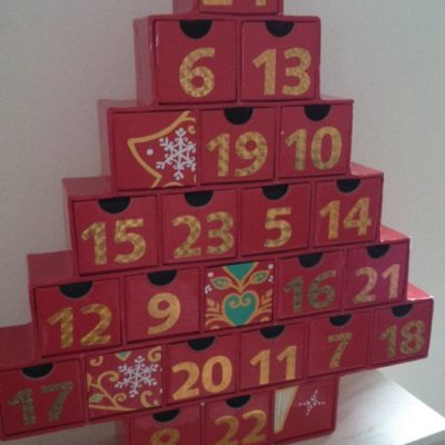 An Alternative Advent Calendar…
