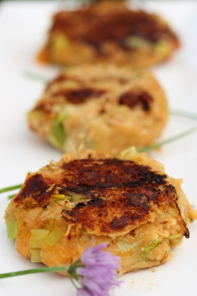 easy fishcakes #freefromfairy