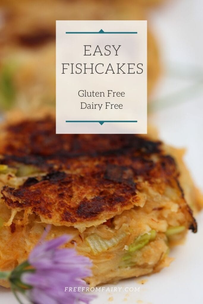 Make these easy fishcakes. Perfect for a quick mid-week meal for kids and adults