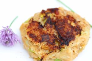 Easy fishcakes. A recipe by #freefromfairy