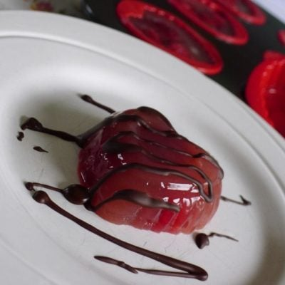 Raspberry Jelly & A Heart-Shaped Tray Give Away!