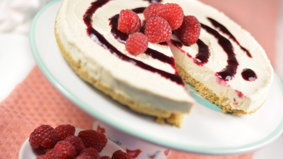natures path cheesecake