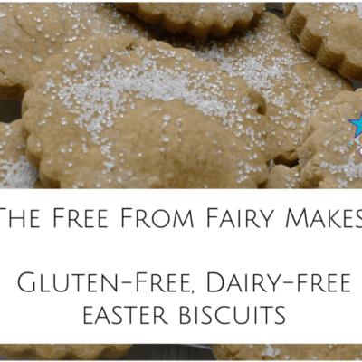 Gluten-free Longleat & A Video!