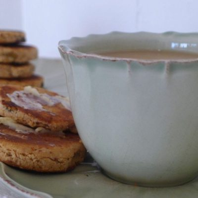 Introducing Natural Kitchen Adventures…And A Grain-free Welsh cake!