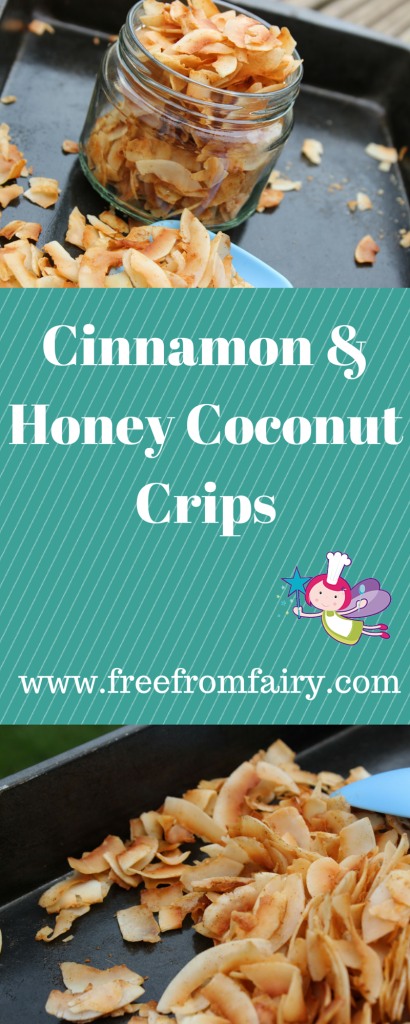Cinnamon & Honey Coconut Crips