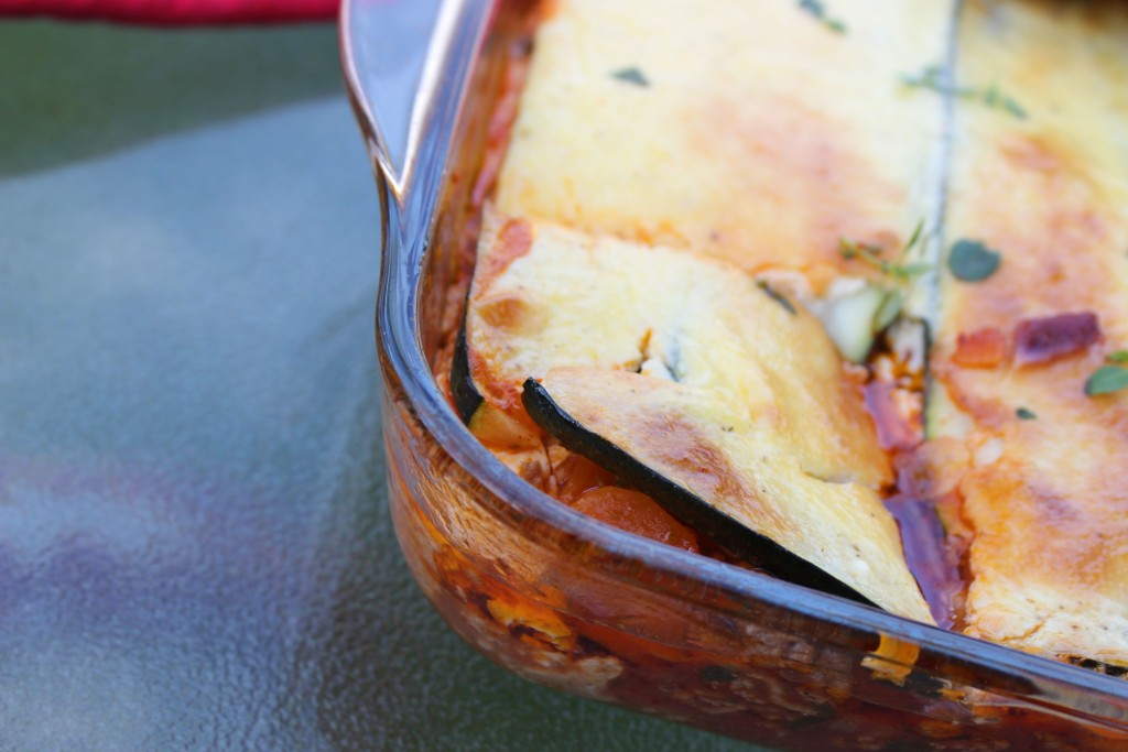 Gluten free moussaka that is suitable for those on the GAPS, SCD and paleo diets