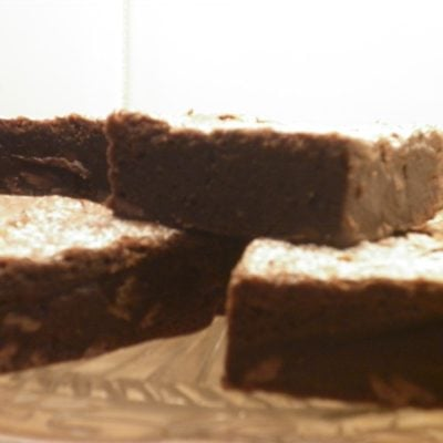 Born to Bake & Gluten-free Chocolate Brownies Giveaway