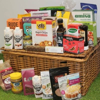 A Food Hamper Giveaway!