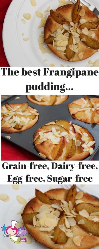 Healthy Frangipane pudding (1)