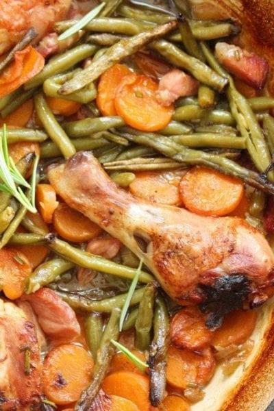A fabulous chicken stew