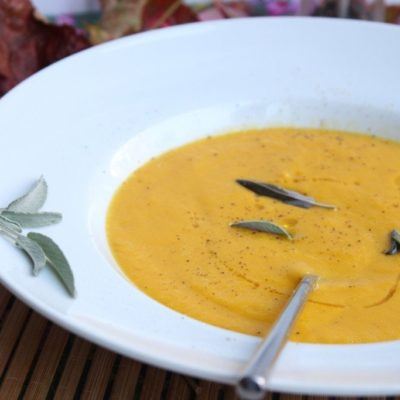 Freefrom Creamy Spiced Butternut Squash Soup