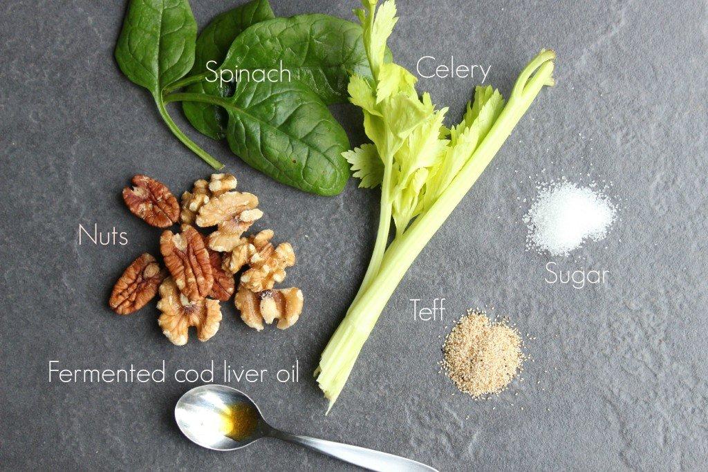 healthy teeth foods