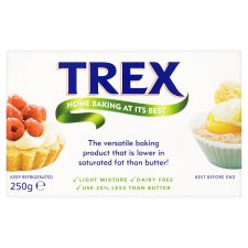 Trex Baking Cakes