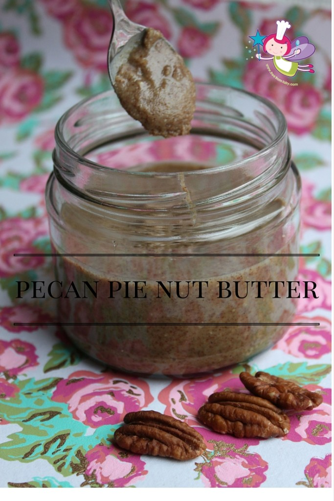 pecan pie nut butter