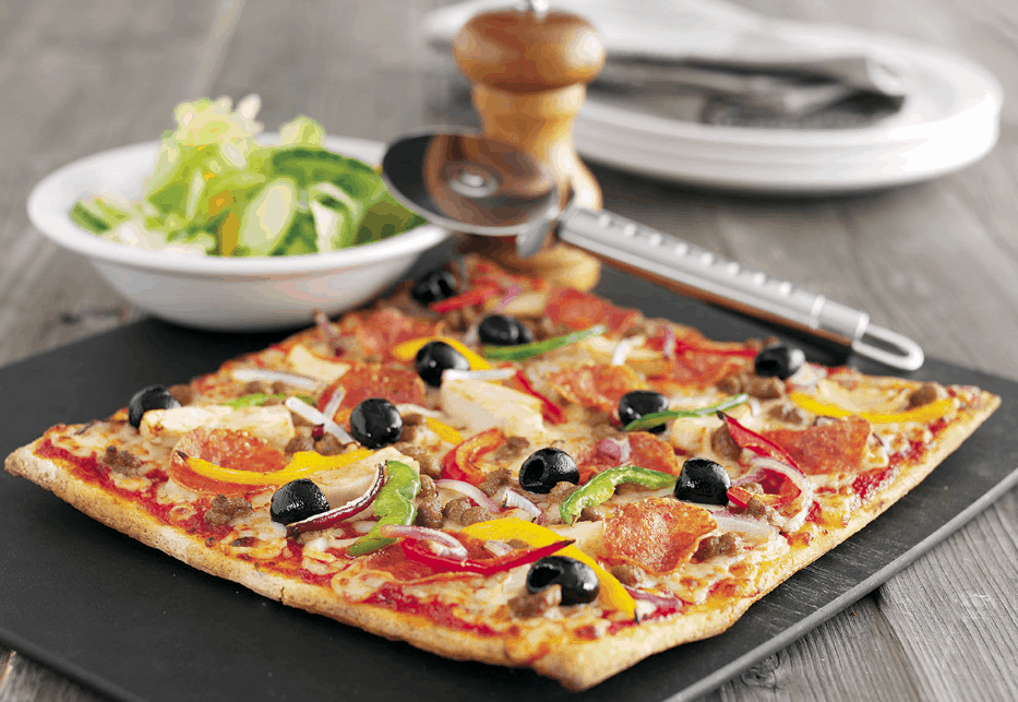 Pizza Hut Gluten Free Pizza Review The Free From Fairy