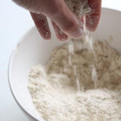 Wholegrain Gluten-free, Rice-free Flour Update
