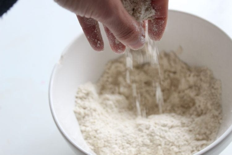 The Free From Fairy's wholegrain gluten free flour blend
