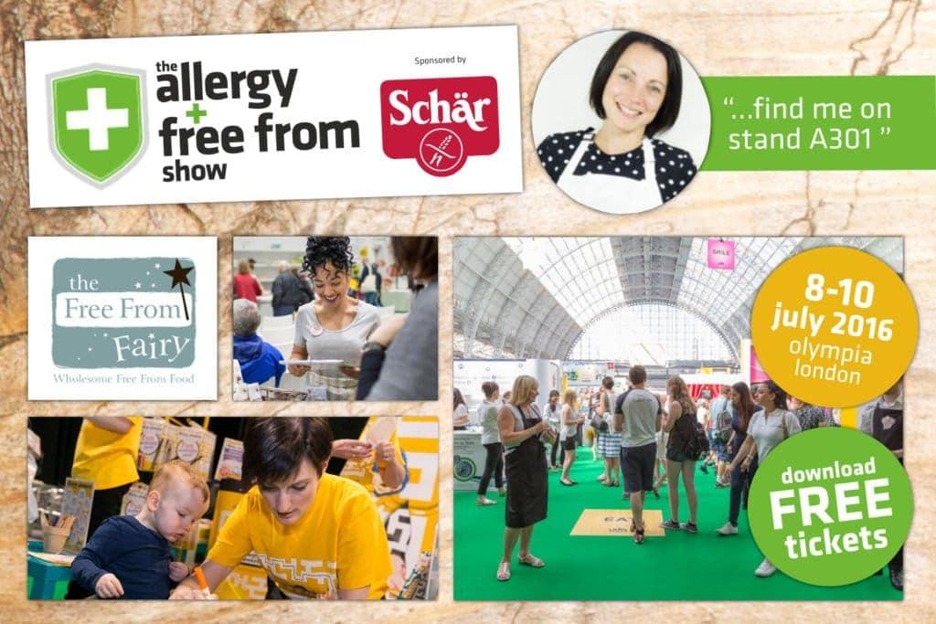 Allergy Show advert