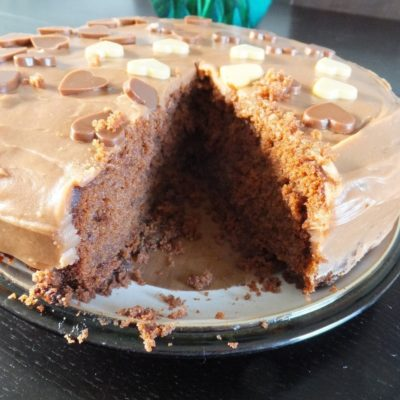 Best gluten-free chocolate cake ever!