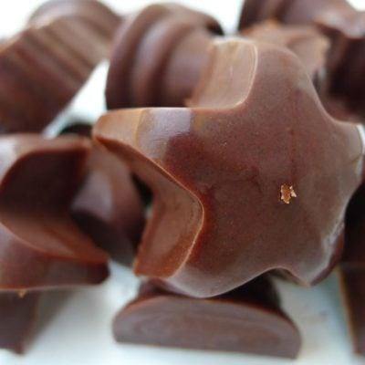 Mint chocolate…A Gluten-Free, Dairy-Free, Refined Sugar-Free Recipe!