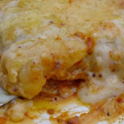 Butternut Squash & Chorizo Lasagna