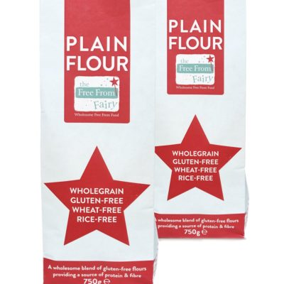 The World's First Wholegrain Rice & Gluten Free Flour Blend Has Launched…