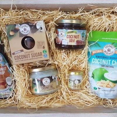 Coconut Merchant & A Giveaway…