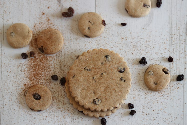 Wholesome Easter Biscuits (Gluten-Free, Dairy-Free, Egg-Free, Nut-Free, Refined Sugar-Free)