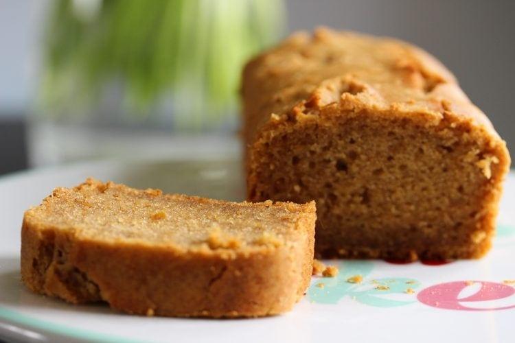 Allergy Awareness Week: Very Free From Orange Loaf Cake