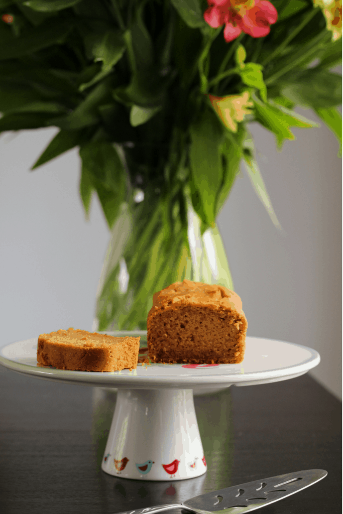 Free From wholegrain orange cake