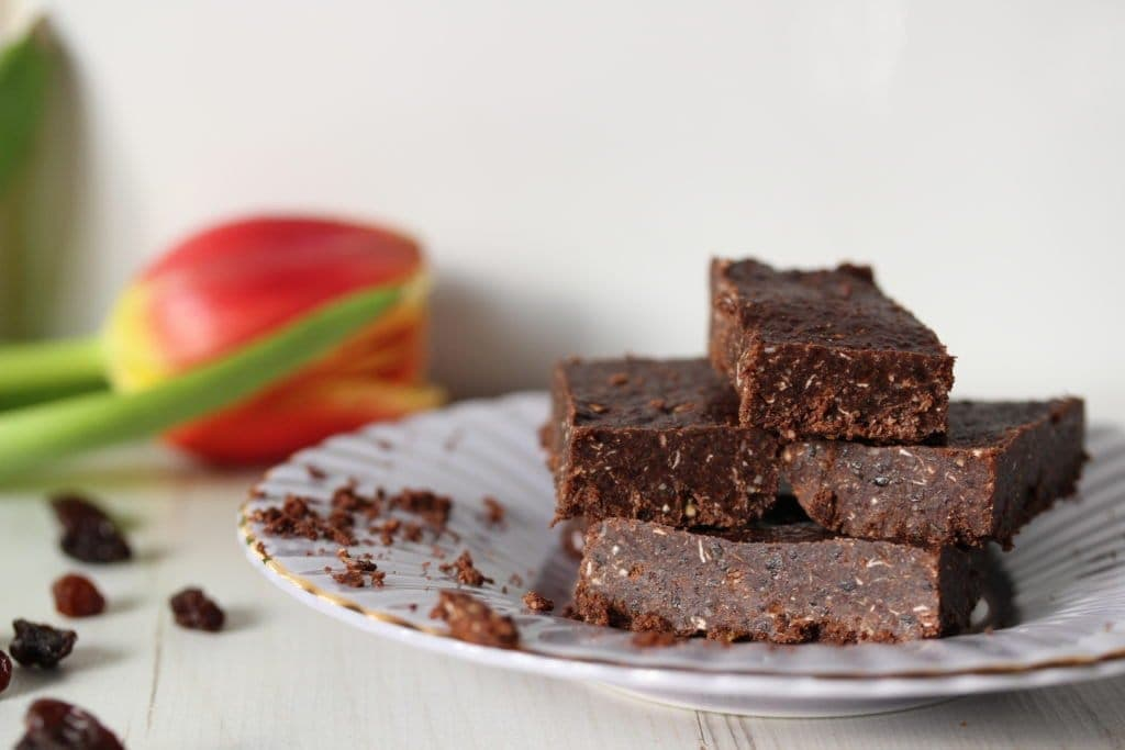 Baking with insects: chocolate tiffin
