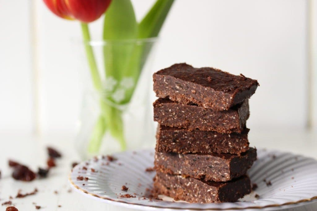 Baking with insects: free from tiffin