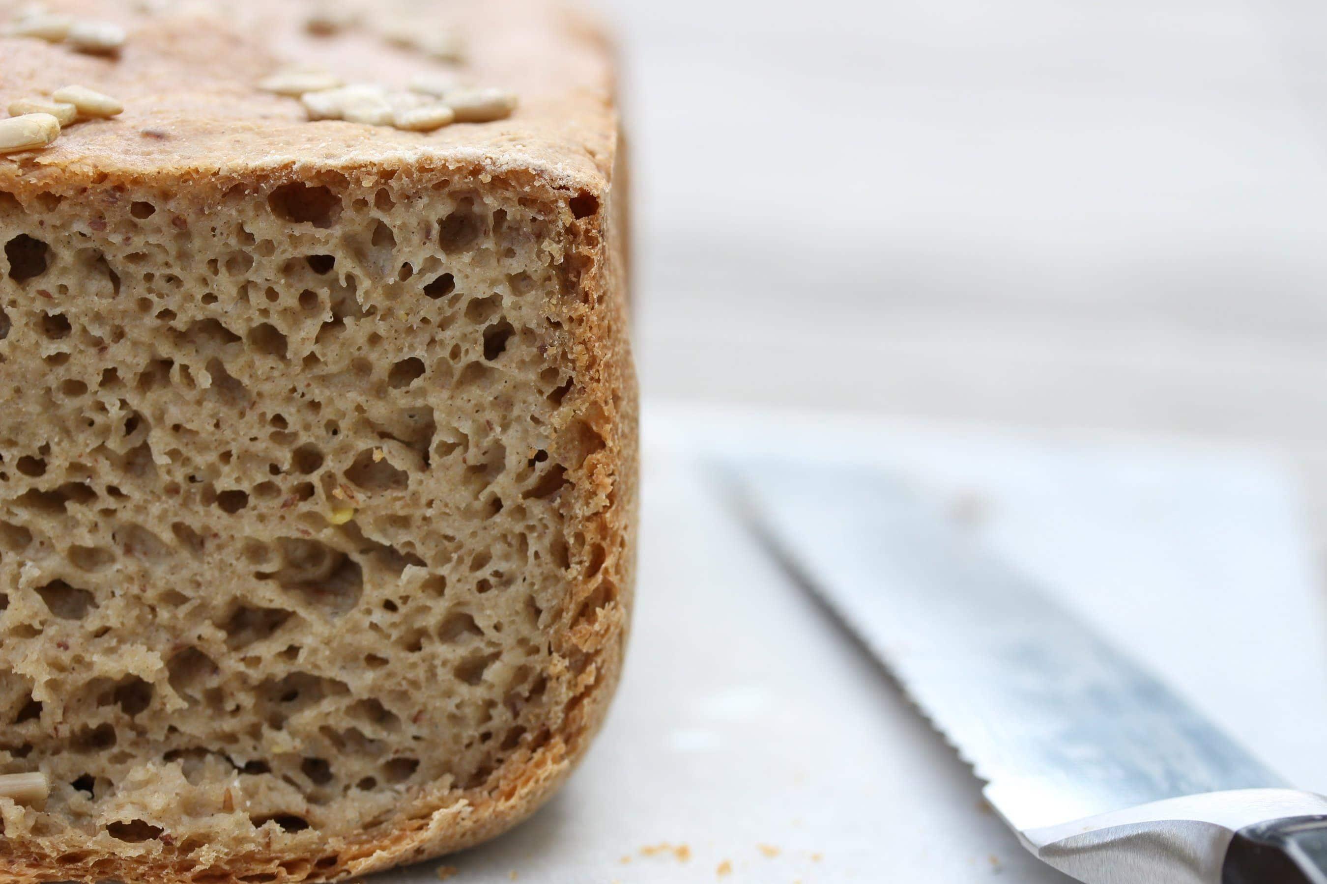 Gluten Free Vegan Bread In A Breadmaker