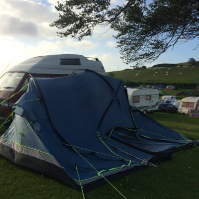 Coeliac Disease, Camping, Kids & Dogs (And Why 'Pickle' Is Now 'Sunshine')