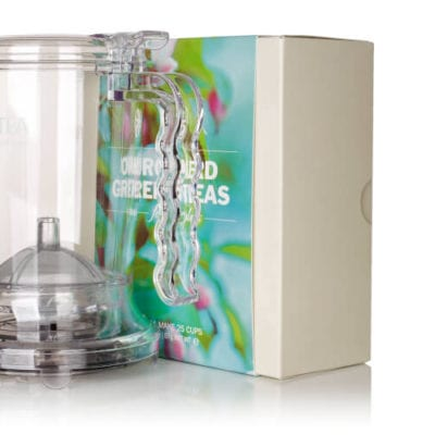 Win A Selection Of Handpicked Teas Plus An IngenuiTEA Loose Tea Infuser From Adagio