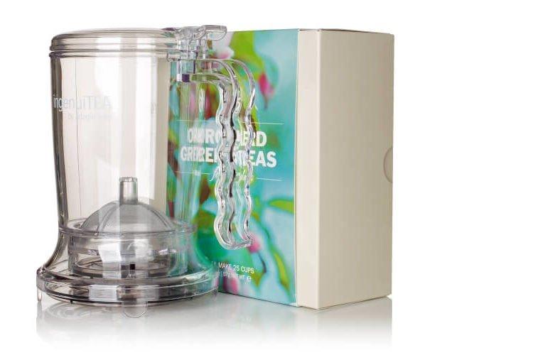 Win A Selection Of Handpicked Teas Plus An IngenuiTEA Loose Tea Infuser From Adagio