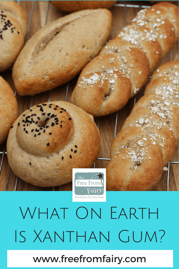 Discover what xanthan gum is, what it's made from, why it's used in gluten-free baking and some alternatives
